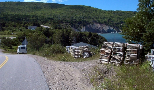 Roadtrip: Cape Breton's Cabot Trail, lobster fishing country