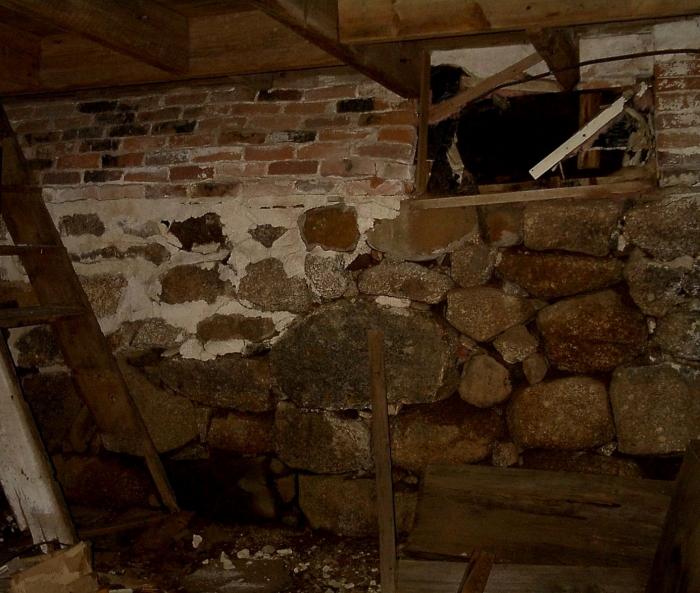 Thibodeau cellar site