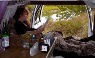 Allain River campsite with fresh batch of Nova Scotia museum archaeology reports