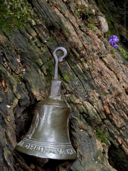 """Ghein bell, """"GHEINEVS"""", (of Ghent)"""