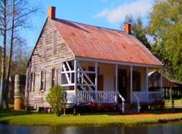 Bernard House, Acadian Village