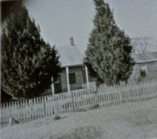 Adeo's house, 1964