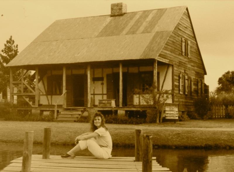 Narcisse Thibodeaux house, Acadian Village, Lafayette, La.