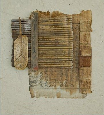 Gail Rieke, assemblage art