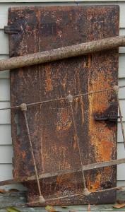 ice box door