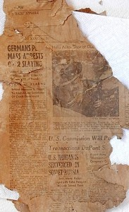 June 9, 1939 - GERMANS PLAN MASS ARRESTS OVER SLAYING (of German officer in occupied Czechoslovakia)