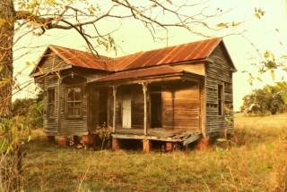 Thelesphore's house, taken 1980s